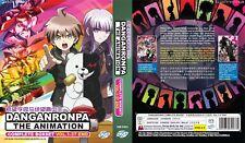 ANIME DVD~Danganronpa+Danganronpa 3(1-37End)English sub&All region+FREE GIFT