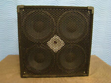 Eden 410T 4x10 Bass Cabinet