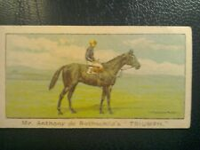 A,. BOGUSLAVSKY  1925. (TURF).   WINNERS ON THE TURF.  1 ODD CARD   NUMBER  20.