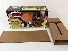 brand new star wars esb jawa sandcrawler box and inserts sand crawler