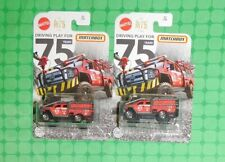 2020 Matchbox 75 Years #82 - Ford F-350 Superduty - (Lot of 2)