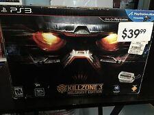 Killzone 3 Hellgas Edtion ps3 Version
