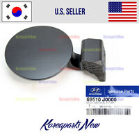 69510C2000 HYUNDAI SONATA 2015-2018 ⭐⭐⭐⭐⭐ GENUINE FUEL DOOR PANEL GAS CAP