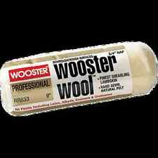 """9"""" WOOSTER WOOL 3/4"""" NAP ROLLER COVER- Wooster- 24 Roller Covers $199.00"""