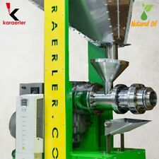 Virgin Coconut Oil Expel Press Machine High-Quality / Yield / Efficiency / Life