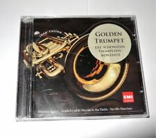 Golden Trumpet-Maurice Andre-Neville Marriner-Jean-Pierre wallez