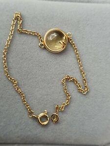 tiffany co paloma picasso bracelet 18k Yellow Gold