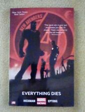 New Avengers vol 1: Everything Dies (2014, Marvel) TPB