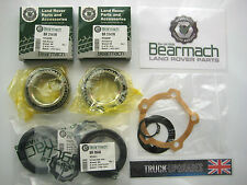 Land Rover Defender 90, 110, 130, Front Wheel Bearing Kit, Up to 1993, BK0101