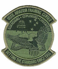 New listing Aviation Training Center Mobile Alabama jungle 2011 W5121 Uscg Coast Guard patch