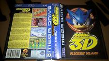 ## SEGA Mega Drive - Sonic 3D: Flickies Island - TOP / MD Spiel ##