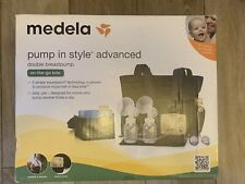 medela breast pump in style advanced