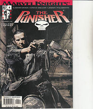 The Punisher-Vol 4 Issue 4-Marvel Comic