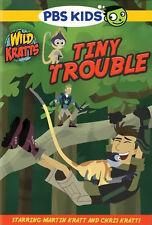 Wild Kratts: Tiny Trouble (DVD, 2014) Martin Chris Kratt TERMITES BUGS MONKEYS