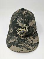 UNCC NORTH CAROLINA CHARLOTTE 49ers Digital CAMO FLEX FITTED GREEN HAT M