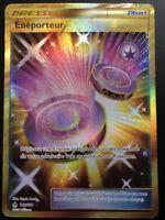 Carte Pokemon ENEPORTEUR 142/131 Secrète Soleil et Lune 6 SL6 FR NEUF