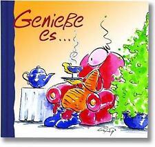 Oups Minibuch, Geniee es... by Kurt Hrtenhuber