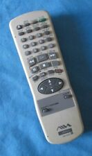 Genuine Original Aiwa RM-Z451D VCR remote Control Tested and Cleaned