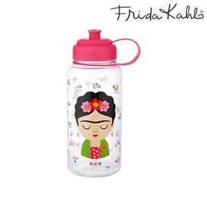 Sass & Belle Frida Kahlo Water Bottle -1 litre - Brand New