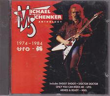 MICHAEL SCHENKER - anthology 1974-1984 CD