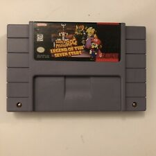 Super Mario RPG: Legend of the Seven Stars for the SNES