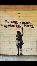 graffiti/street art quote Wall Art High Quality Canvas wall arts home decor