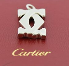 Cartier Heart Stainless Steel Key Ring