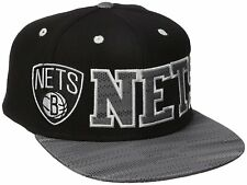 NBA Brooklyn Nets Men's Surface Snapback Hat