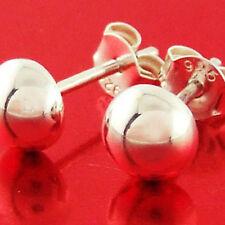 Handmade Stud Sterling Silver Fine Earrings