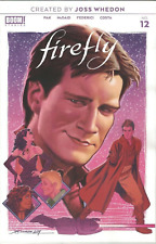 Firefly #12 Boom Quinones Preorder Variant Cover B 2019 Joss Whedon
