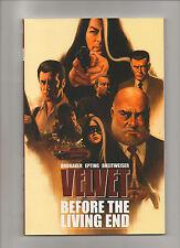 Velvet: Before The Living End - Vol 1 TPB - (Grade 9.2) 2014