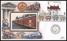 1996 GB Travelling Post Office Benham Rail No.24 Cover Carlisle-Peterborough TPO