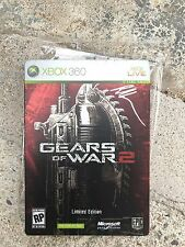 Gears of War 2 Limited Edition - Steelbook signed by Rod Fergusson