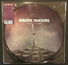 Imagine Dragons Night Visions Picture Disc RSD NM
