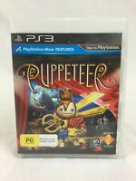 Puppeteer - With Manual - Playstation 3 / PS3