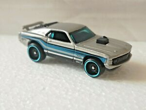 2018 Hot Wheels Ford Mustang Mach 1 Multipack Exclusive - Grey