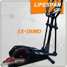 Lifespan Elliptical Cross Trainer Exercise Bike DEMO X22