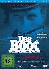 DAS BOOT, The Director's Cut (Jürgen Prochnow, Herbert Grönemeyer) NEU+OVP