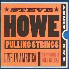 Pulling Strings by Steve Howe (CD, Mar-1999, Resurgence) YES