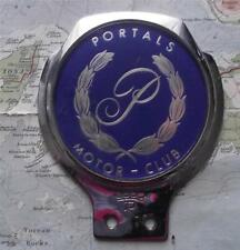 Used Car Mascot Badge : Portals Motor Club by Renamel