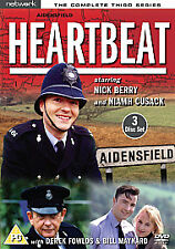 Heartbeat - Series 3 - Complete (DVD, 2011, 3-Disc Set)