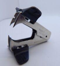 Faber Castell Staple Remover Puller Made In Sweden R14159