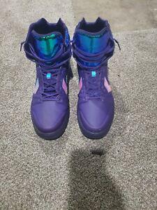 Size 15 Converse ERX High Court Iridescent Laker Purple Magic Weapons Just Don