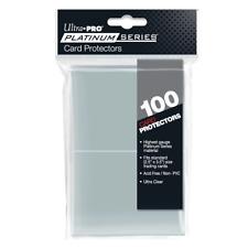 Ultra Pro Deck Protectors Platinum Series 2 1/2 X 3 1/2inch