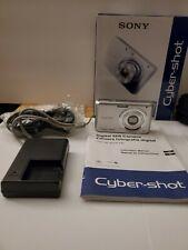 Sony Cybershot DSC-W180 10.1MP Digital Camera 3x Steady Shot Stabilized 💥💥💯