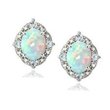 Heat & Pressure Diamond Stud Fine Earrings