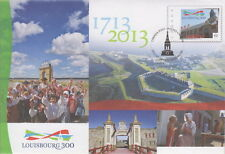 CANADA #S95 LOUISBOURG (1713-2013) SPECIAL EVENT COVER