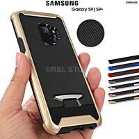 COVER Per Samsung Galaxy S9 / Plus CUSTODIA BUMPER Antiscivolo Bumblebe Case