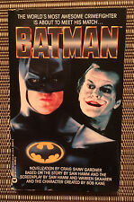 Batman by Craig Shaw Gardner - Paperback Book Collectible