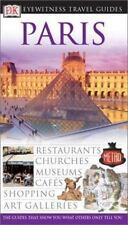 Eyewitness Travel Guide: Paris (2003, Paperback, Revised, Reprint)